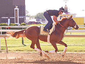 Derby Winner to Saddle Indoors for Preakness