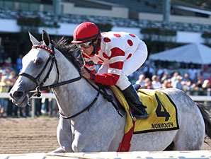 Ima Jersey Girl wins the 2012 Jersey Girl Handicap.