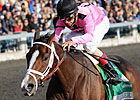 In Lingerie Retired, Booked to Frankel