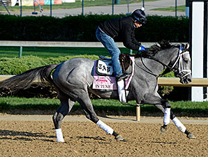 In Tune - Churchill Downs, April 19, 2014