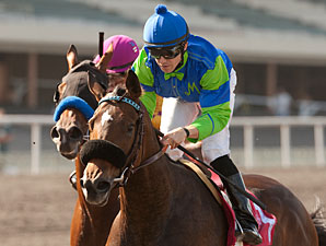 Include Me Out Wins 3rd Graded Stakes of Year