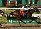 Indian Blessing Tops Oaks' Pool 1