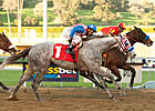 Bob Gives Baffert San Fernando Milestone