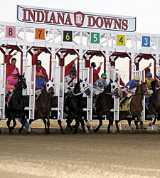 Indiana Downs Approved for 120-Day Meet