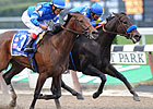 Indian Blessing Holds On To Win Gallant Bloom