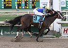 Intense Holiday, Albano Take Aim on La. Derby