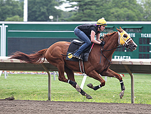 Irish You Well - Monmouth Park, July 19, 2014.
