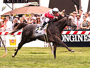 Ironicus wins the 2015 Longines Dixie Stakes.
