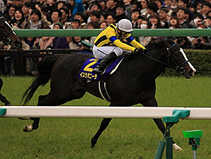 Determined Isla Bonita Wins Japanese Guineas