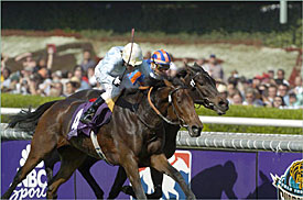 Eclipse Award Finalist Islington to Be Bred to Rainbow Quest