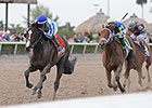 Upstart, Itsaknockout in FL Derby Rematch