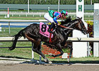 Itsmyluckyday Returns a Winner at Gulfstream
