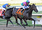 Itsmyluckyday Bests 'Bobby' in Holy Bull