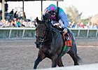 Itsmyluckyday Posts Final Florida Derby Work