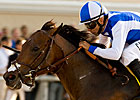 J P's Gusto Works Bullet for Arkansas Derby