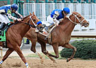 Junebugred Ekes Out Smarty Jones Win