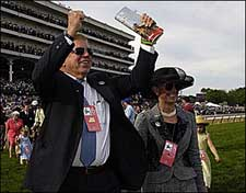 Derby Winning Pedigree: Barbaro