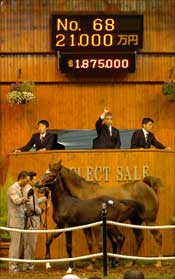 Middle-Market Strength in First Session of Japanese Sale