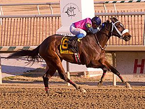 Javerre wins the General George Handicap.