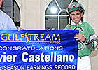 Castellano Sets North American Earnings Mark