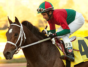 Jeranimo Overpowers in the San Gabriel