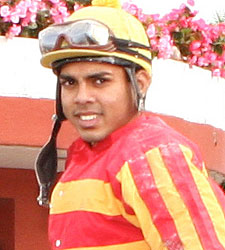 Jermaine Bridgmohan OK to Ride After Kick