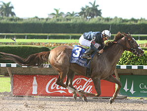 Jessica Is Back wins the 2010 Princess Rooney.