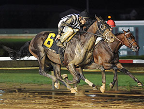 Super Derby Attracts 11 in Wide-Open Affair