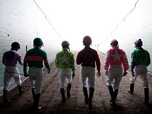 Animal Planet to Renew 'Jockeys'