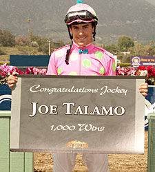 Joe Talamo, 22, Gets 1,000th Career Win