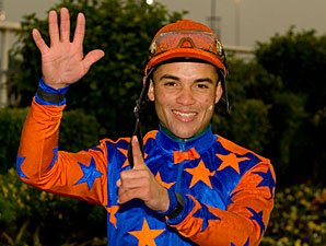 Rosario's Six Wins Tie Hollywood Park Record