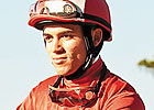 Rosario Escapes Injury in Del Mar Spill