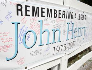 John Henry 'Moneigh' on eBay