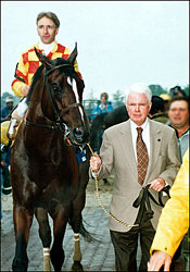Breeder/Owner John H. Peace Dead