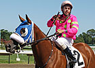 Apprentice Zayas Gets First Win at Monmouth