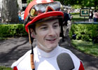 Kentucky Derby Interview - Julien Leparoux
