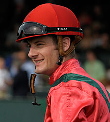 Top Jockey Leparoux Has 12 BC Mounts