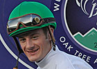 Leparoux, Garcia to Ride in El Camino Real