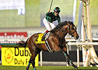 Just a Way Ranked World's Best Racehorse