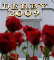 Kentucky Derby Total Handle Declines 5.3%