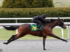 Dixie Union Filly Shines at Keeneland Preview