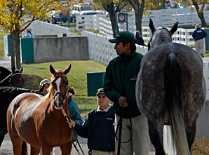 Keeneland Posts Double Digit Gains