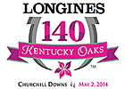 2014 Kentucky Oaks Point Standings