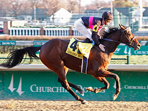 Kathmanblu wins the 2010 Golden Rod.