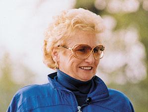 Kathy Walsh to Enter Washington Hall of Fame