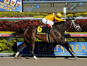 Kauai Katie Makes Her 2014 Debut in Distaff
