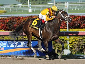 Kauai Katie wins the 2013 Forward Gal.