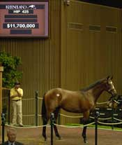 Keeneland Pace Remains Hot; Record Price Established