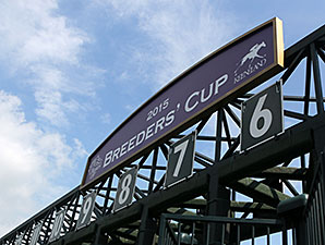 Keeneland a Breeders' Cup Homecoming