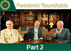 Keeneland Presidents' Round Table: Part 2